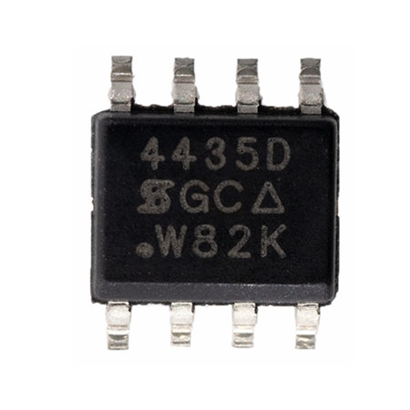 Transistor MOSFET P-CH 30V 9.1A 8-SOIC N T/R RoHS SI4435DDY-T1-GE3