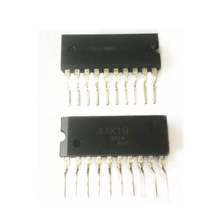 Silicon N-Channel Power MOSFET Array ROHS 4AK19
