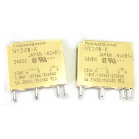 General Purpose Relays Power 5A 24VDC RoHS NY24W-K