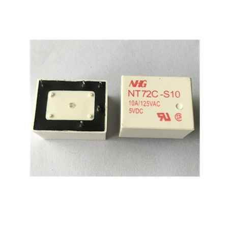 Solid State Relay 5-Pin DIP Tube ROHS NT72C-S10