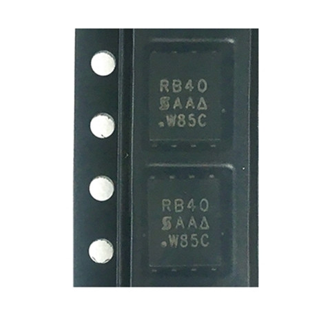 MOSFET 40V Vds 20V Vgs PowerPAK SOIC-8 RoHS SIRB40DP-T1-GE3